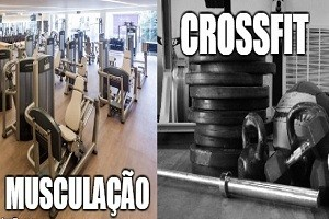 musculacao ou crossfit