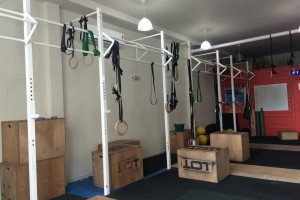Monte seu box de Crossfit