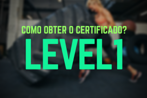 certificado level1 crossfit