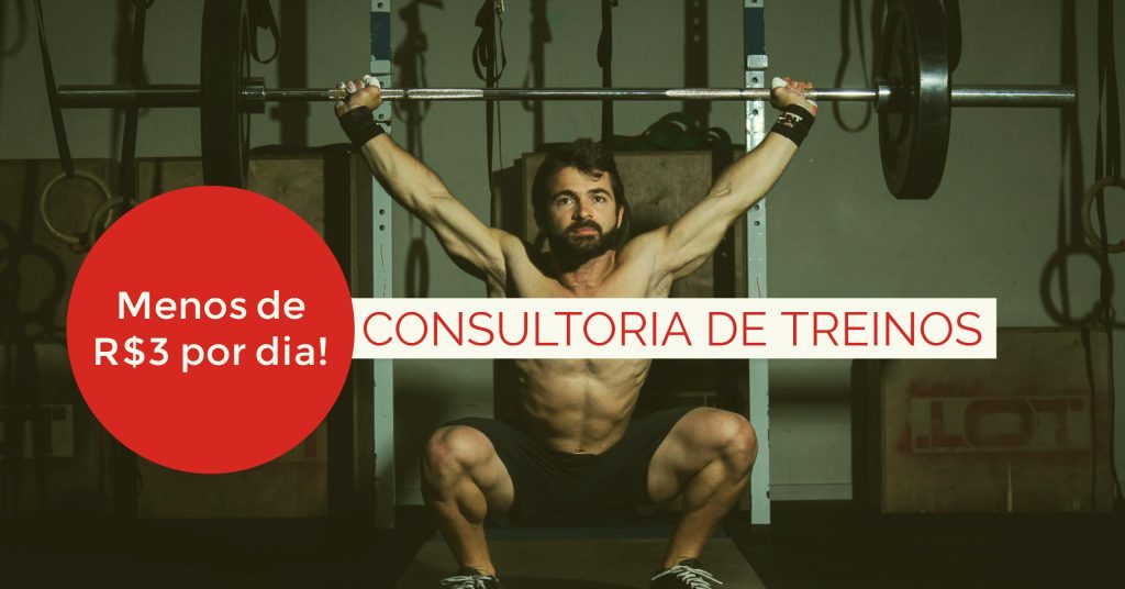 Consultoria de treinos online