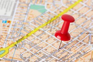 Localização e aluguel do box crossfit