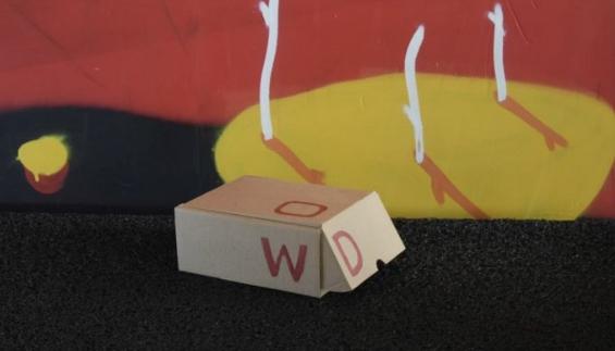 Wod na caixa