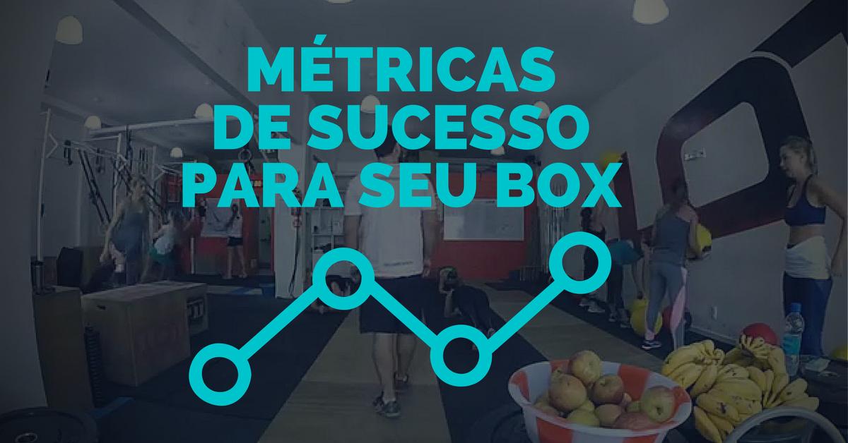 metricas box crossfit