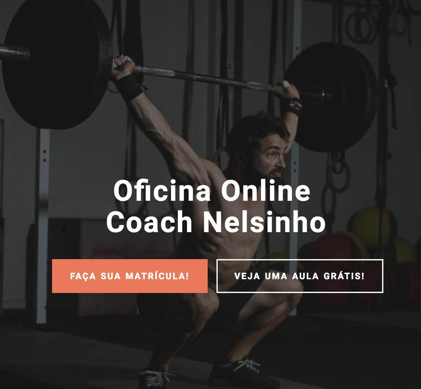 Oficina Coach Nelsinho